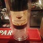 フランス家庭料理  グランダミ - シャンパン