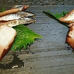 ごはんや優祐 - 秋刀魚刺身