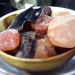立呑旬鮮 すーさん - 岩塩