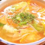 魚料理 沖の瀬 - 揚げ出し豆腐
