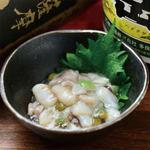 肉×魚×日本酒 照 - 『たこわさび』