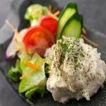 肉×魚×日本酒 照 - 『自家製ポテトサラダ』