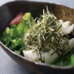 肉×魚×日本酒 照 - 『山芋短冊』