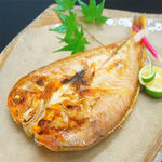 肉×魚×日本酒 照 - 『アマダイ一夜干し』
