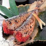 肉×魚×日本酒 照 - 『いわし明太』