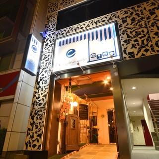 ★鶴舞駅から歩いてすぐ♪隠れ家感覚で使えるおしゃれカフェ♪