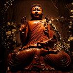 ブッダ バー - 内観写真:ブッタ像がお出迎え。圧巻です