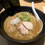 72753829 - 濃厚鶏そば(醤油)