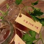 PANNACOTTA - 「DRINK ME」小さくなる小瓶