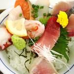 北川食堂 - 9種のネタが日替わりです!