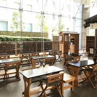 神宗 - カフェスペース