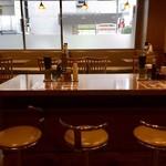 ごはん家 田島 - 3×3対面テーブル
