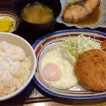 ごはん家 田島 - 「今日の定食」