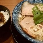 島田製麺食堂 - 2017-08-10