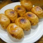 餃子の丸満 - 餃子は1人前8個です(●^o^●)