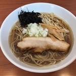 博多中洲屋台 鈴木ラーメン店 - 淡麗煮干