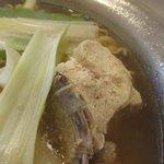 平塚タッカンマリ - タッカンマリ(鶏の水炊き)アップ2017.09.05
