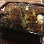 うなぎ専門店味 - 料理写真:2段重 2400円