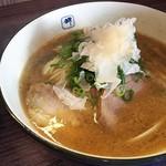 麺や輝 - 料理写真:1709_麺や輝 淡路店_ラーメン@680円