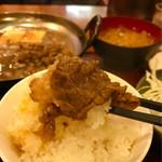金太郎 - ご飯ロールで頂く