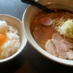 麺屋 NOROMA - 2017-09-04