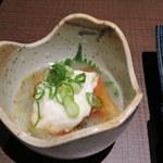 いづものSAKABA - 黒ミル貝の山葵和え