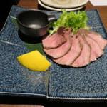 いづものSAKABA - 隠岐牛の自家製ローストビーフ