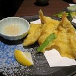 いづものSAKABA - のどくろの天ぷら