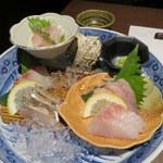 いづものSAKABA - 旬魚の豪華盛り