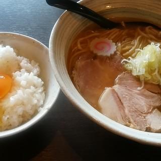 麺屋 NOROMA - 料理写真:2017-09-04