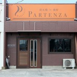 炭火焼×素材PARTENZA -