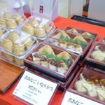 佐近 - 物産展ではお寿司の販売です