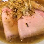 Japanese Soba Noodles 蔦 - チャーシュー