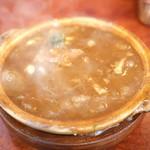 エルベ - 土鍋で最後まで熱々です