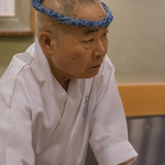 小笹寿し - 主人(あるじ)寺島和平(てらしまかずへい)親方(おやかた)【掲載許可濟】