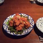 名駅個室ダイニング 倉 - 美味しかった鶏の唐揚げ(╹◡╹)