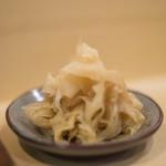小笹寿し - 生薑(はじかみ)