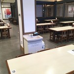 合戦大食事処  - 団体対応可能な広い店内