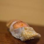 小笹寿し - 春子鯛(かすごだひ)