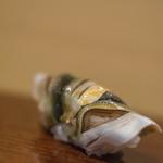 小笹寿し - 小鰭(こはだ)