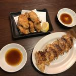 餃子と唐揚げの酒場 難波のしんちゃん - フォトジェニック的なやつね☆彡
