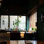 cafe食堂BAOBAB - 内観