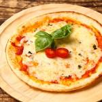 バジルとトマトのマルゲリータ