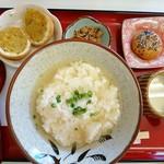 皆愛屋 - ゆし豆腐セット