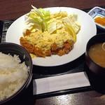 72772908 - 宮崎名物チキン南蛮定食