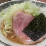 榮じ - 野菜そば2017.9.8