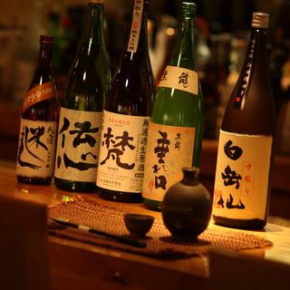 ~こだわりの日本酒・焼酎で至福のひと時を~