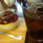 72774204 - メルルプリンwarabi&水出しアイスコーヒー