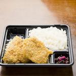かつ菜 - ヒレカツ弁当