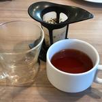 ステーキのどん - 食後の紅茶 ※ドリンクバー